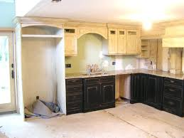 rustic painted kitchen cabinet cabinets simple beautiful modern