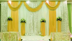 Wedding Photo Background Details About 10x10 Pleated Wedding Backdrop Curtain Background Decor Sparkly Sequin Swag
