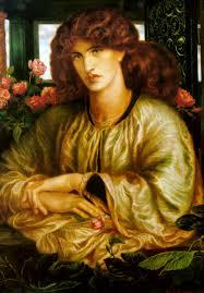 the women s window dante gabriel rossetti