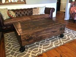 making rustic coffee table rustic coffee table ideas image of rustic coffee tables with wheels black
