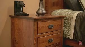 Mission Bedroom Furniture Barn Furniture Amish Mavis Mission Bedroom Set Youtube