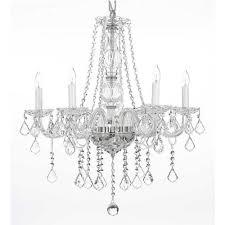 3 light crystal chandelier by harrison lane harrison lane empress crystal 5 light clear chandelier t22
