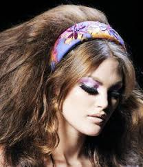 70s hair and makeup
