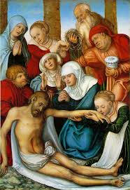 cranach lamentation cranach lucas the elder