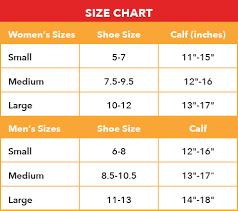 Womens Cotton Compression Knee Socks 20 30 Mmhg