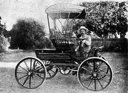 Who Made The First Car Pictures Of Australian Cities Towns And Villages From 1902