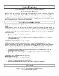 Daycare Director Resumes Rkm Daycare Resume Examples Id263798 Opendata