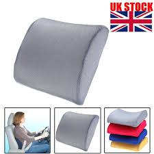 lower lumbar support pillow low back pain support pillow lower back support cushion for office chair memory foam seat cushion lumbar back support car