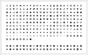 2012年ピクトグラムのアイコン素材のまとめ全部商用無料です コリス