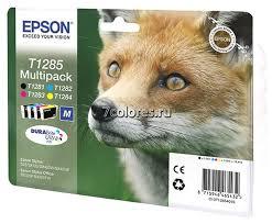 <b>Картриджи Epson T1285</b> «<b>MultiPack</b>