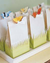 Memory Box Decorating Ideas Handmade Party Favors Martha Stewart 71