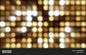Multi Color Flood Lights Flashing Lights Bulb Image Photo Free Trial Bigstock