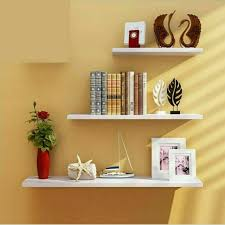 floating shelf wall mount display home