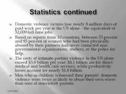 My Power Point On Domestic Violence And My Solution To The Problem By Otivia Fantigrossi