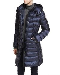 Hermine Hooded Puffer Jacket · Moncler