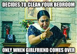 indian mom memes | quickmeme via Relatably.com