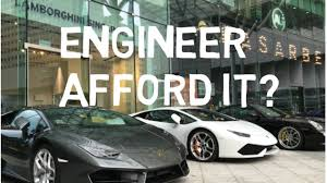 Mechanical Engineer Cars What Cars Can You Afford As An Engineer