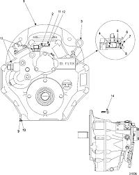 Mercruiser cummins mercruiser diesel qsd 2 0l transmission and related parts