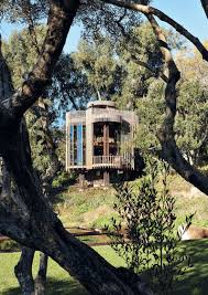 tree house plans for one tree. Rather Than An Actual Tree House, The Architects Envisioned A Floating Architectural Interpretation Of Forest. What Began To Form In Their Minds Was House Plans For One