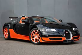 When the car reaches 220 km/h (137 mph), hydraulics lower the car until it has a ground clearance of about 9 cm (3.5 in). 2013 Bugatti Veyron 16 4 Grand Sport Vitesse Classic Driver Market