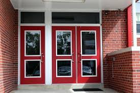 metal glass doors hollow metal doors frames metal glass doors commercial