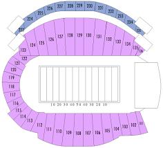 Northwestern University Football Stadium Seating Chart Seating Charts
