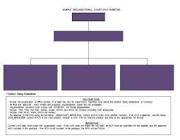 Organization Chart Format Organizational Chart Template 03 Organizational Chart