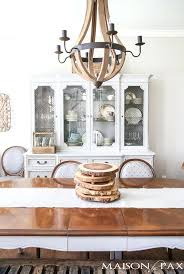 creating the perfect homework space love this dining room french furniture wine barrel chandelier and rustic
