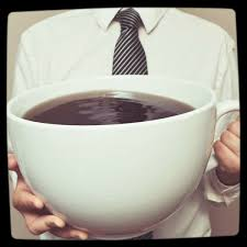 coffee cups with coffee.  Coffee Largest Coffee Mug In The World Front View With Coffee  To Cups With