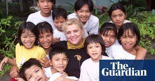 Christina Noble: the woman who transformed the lives of 700,000 children    Family   The Guardian
