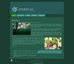 Basic Website Templates Enchanting Easy Website Templates Free Download Holdingfidens