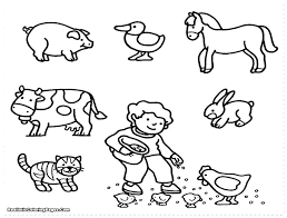 farm animals coloring page farm animal coloring sheets animal printable coloring pages printable zoo animal coloring pages coloring pages outstanding farm