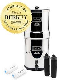 berkey water filter stand. Royal Berkey 3.25 Gallon Water Filter Special Set With 2 Black Elements And  Fluoride Filters $316.35 $372.00 Berkey Water Filter Stand