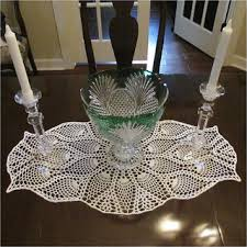 Oval Crochet Doily Patterns Free Inspiration 48 Free Pineapple Crochet Doily Patterns You Would Love