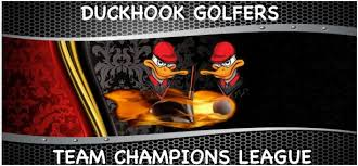 2019 Team Champions League – Duckhook Golfers