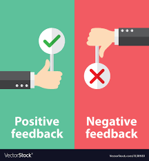 More Positive Than Negative Feedback