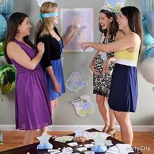 Super Fun Baby Shower Games for Super Fun Moms   Baby Gizmo