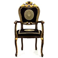Versace-chair