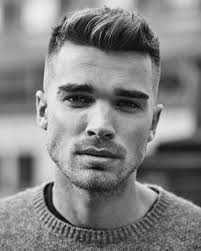 Coupe Cheveux Court Homme 2018