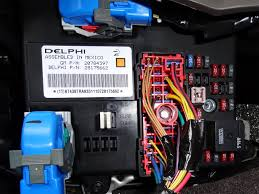 which fuse powers the radio chevy bu forum chevrolet if you look at the row of 4 fuses at the bottom right it s the first 10a