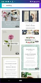 5 Best Wedding Invitation Card Maker Apps For Android