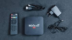 Tv Box Mxq Pro 4k 5g 128gb é Bom