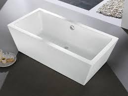 wynn 65 x 31 white rectangle soaking bathtub by pacific