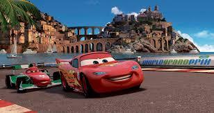 francesco bernoulli d by john turturro and lightning mcqueen owen wilson in cars 2 credit pixar animation studios walt disney pictures