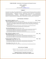 Hybrid Resume Hybrid Resume Template Word Gcenmedia Gcenmedia 1