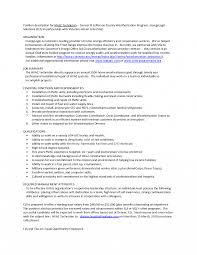 Hvac Technician Resume Sample Hvac Technician Resume Samples Job Examples Service Sample Entry For 14