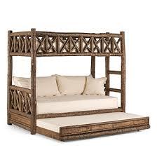 Rustic Beds | La Lune Collection