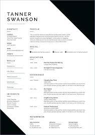 Best Resume Designs Mkma Beauteous Best Resume Design