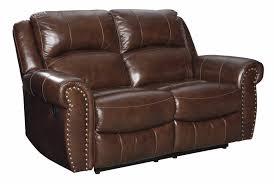 ashley furniture bingen reclining loveseat in harness by ashley furniture u4280286