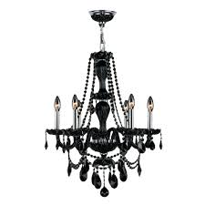 black and gold crystal chandelier provence 6 light polished chrome and black crystal chandelier black iron 6 light crystal chandelier large black crystal